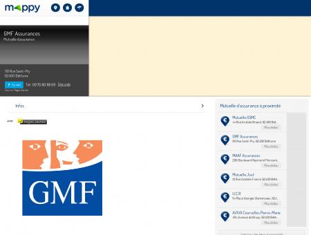 GMF Assurances - Mutuelle d'assurance, 110...