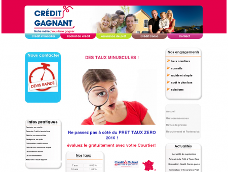 Credit Ain 01 taux courtier credit immobilier