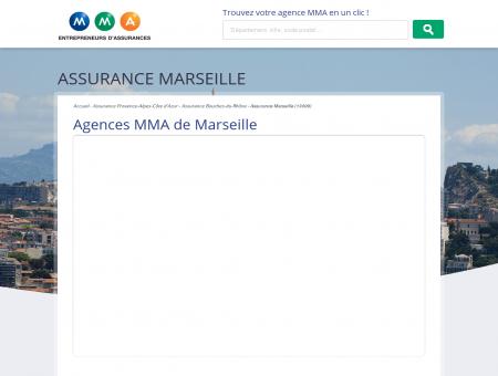 Assurance Marseille  trouvez votre agence...