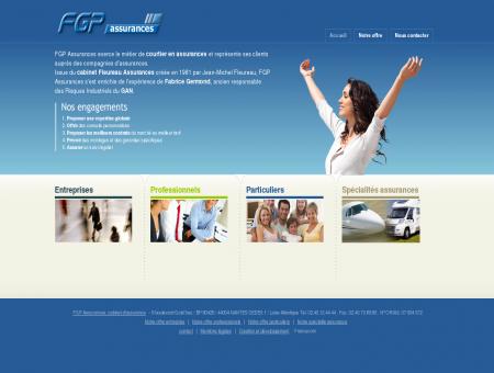 Courtier en assurance, FGP Assurances, cabinet...