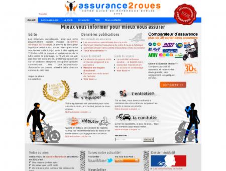 Le guide de l'assurance moto et scooter -...