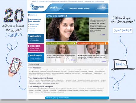 ameli.fr - l'Assurance Maladie en ligne