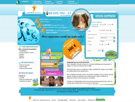 Assurance Santé : comparateur assurance...