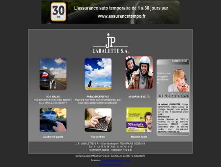 Cabinet JP Labalette Assurances : Spécialiste...