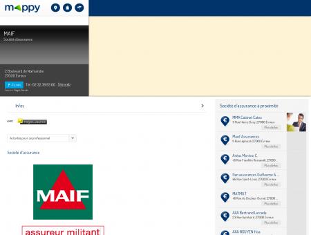 MAIF - Société d'assurance, 2 Boulevard de...