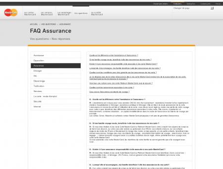 FAQ Assurance : les garanties d'assurance de...
