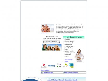 Adevie - Spécialiste de la couverture familiale