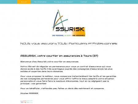 Courtier en assurances à Tours (37) - ASSURISK...