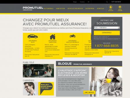 Promutuel Assurance | Assureur de dommages...