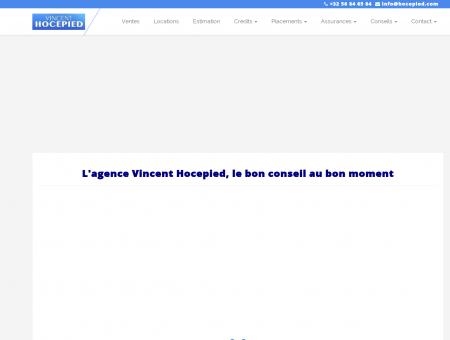 Hocepied - Immobilier, Assurance, Crédit