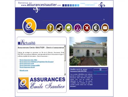 Bienvenue sur le site des Assurances Émile...