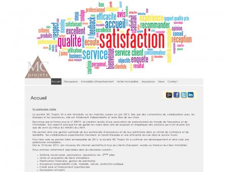 Assurances-Conseils-Courtage - MC Projets |...