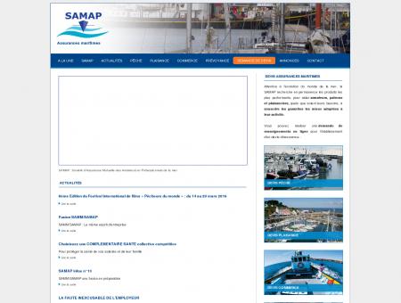 Samap, assurances navires de pêche et de...
