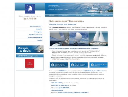 Assurances maritimes de Lassée - Assurance...