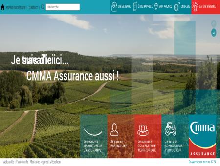 CMMA Assurance - champenoise depuis 1774