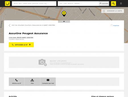AssurOne Peugeot Assurance - AssurOne...