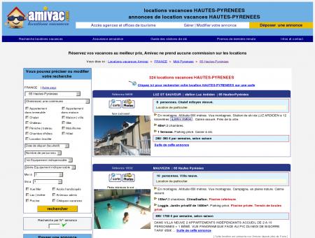 locations vacances HAUTES-PYRENEES -...