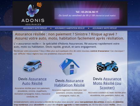 Assurance resilie  Une assurance auto ou...