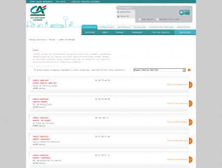 Banque et Assurance Nantes - Crédit Agricole...