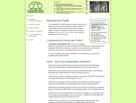 Assurance Forêt - Expert forestier, gestion...