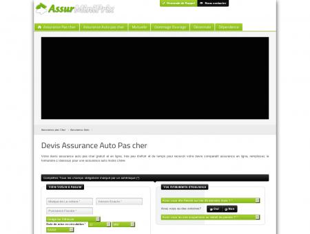 Assurance auto pas cher devis gratuit en ligne...