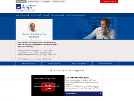 Agence Assurance Vélizy-Villacoublay 78140 -...