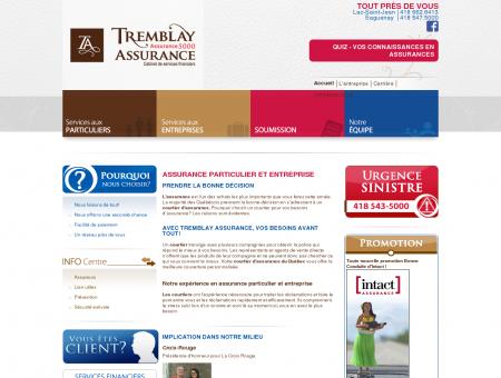 Assurance particulier et entreprise - Tremblay...