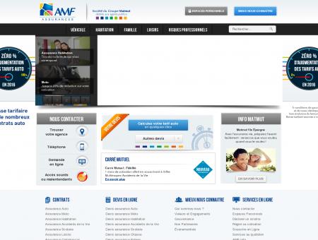AMF Assurances - L'assurance de tous les...