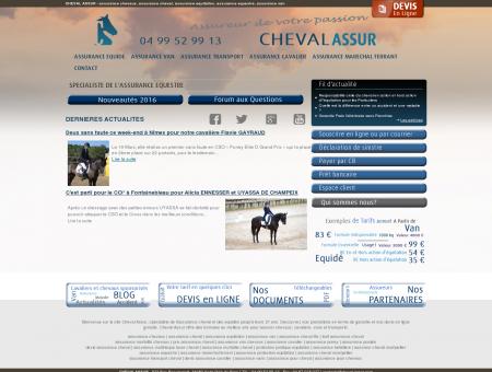 Cheval Assur - Spécialiste de l'assurance...