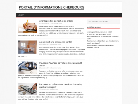 Portail d'informations Cherbourg