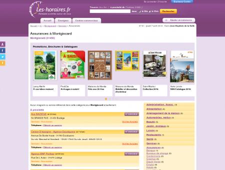 Assurances à Montgiscard | Les-horaires.fr
