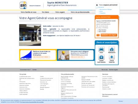Agence Gan Assurances à Chateauroux : auto,...