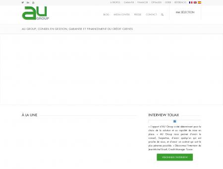 AU Group, Conseil en gestion, garantie et...