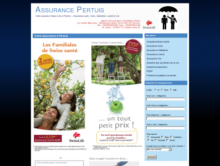 Assurance Pertuis