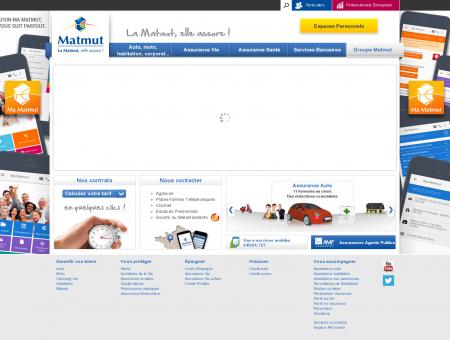 Matmut : mutuelle assurance auto moto...
