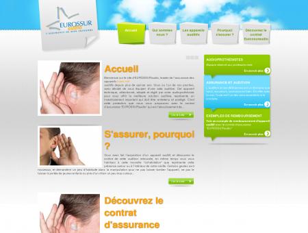 Appareil auditif et prothèse audio | Eurossur...