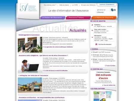 FFSA - Fédération Française des Sociétés...