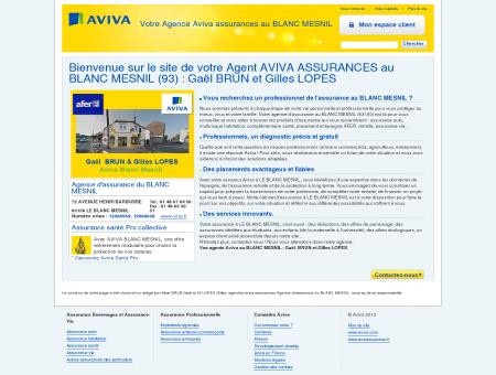 Assurance Le blanc mesnil : site Officiel de...