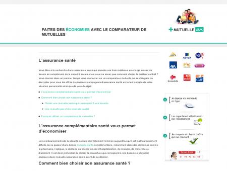 Comparateur d'assurance santé et mutuelle :...