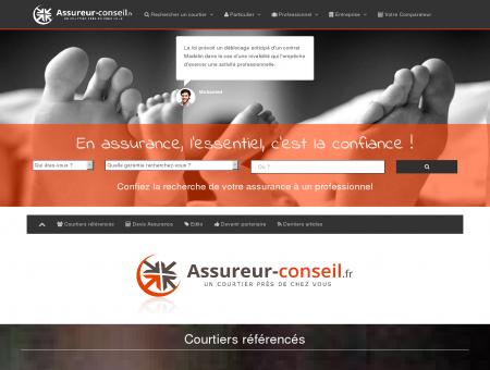 Annuaire des courtiers assurance en France,...