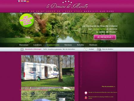 A louer emplacement camping pour toile de...