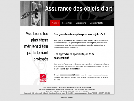 Assurance objets d'art - l'assurance du...