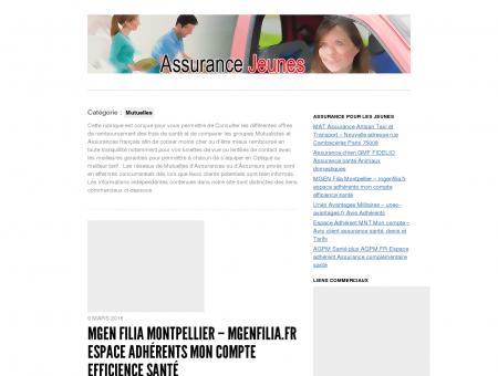 Mutuelles - Assurance Jeunes - Assurances...
