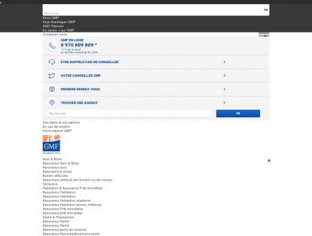 GMF.fr : assurance auto, habitation santé &...