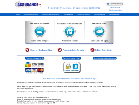 Comparateur de services de courtage en assurance finance for Comparateur assurance garage