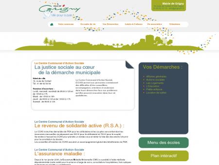 Le Centre Communal d'Action Sociale - Ville de...