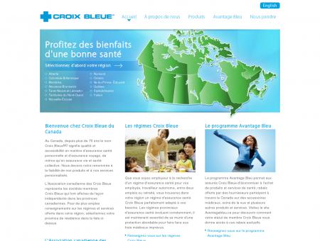 Croix Bleue du Canada - Assurances...