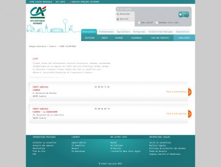 Banque et Assurance Couëron - Crédit...
