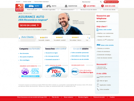 Direct Assurances Auto - Simple, Rapide & Gratuit!