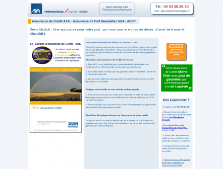 Assurance de Crédit - Assurance de Pret -...